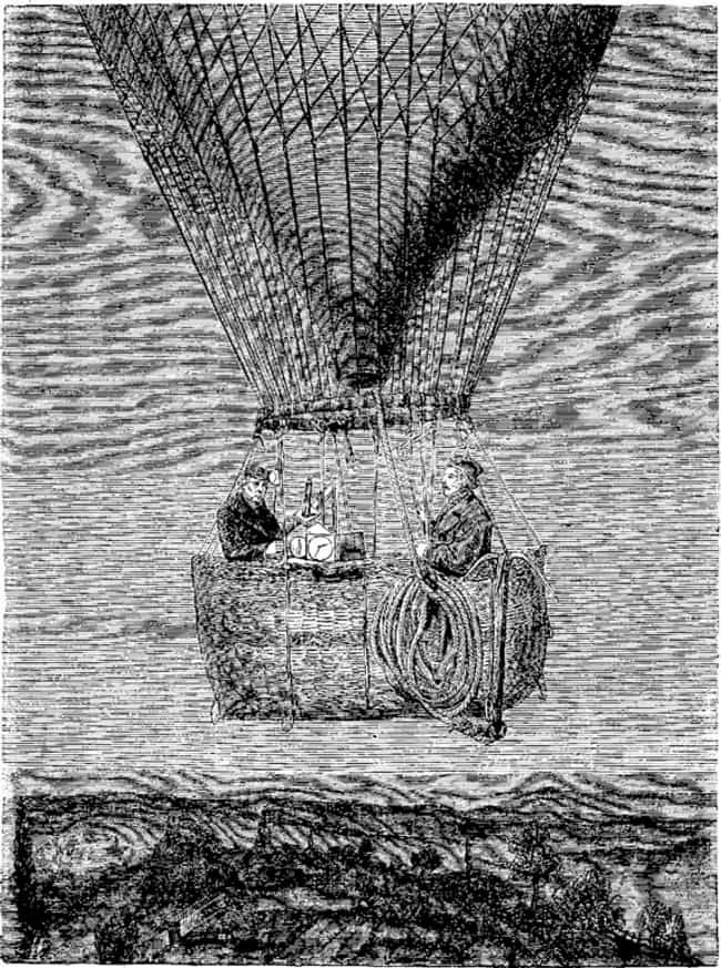 On Their First Ascents, They R... is listed (or ranked) 2 on the list The True Story Of The Ballooning Expedition That Inspired 'The Aeronauts'