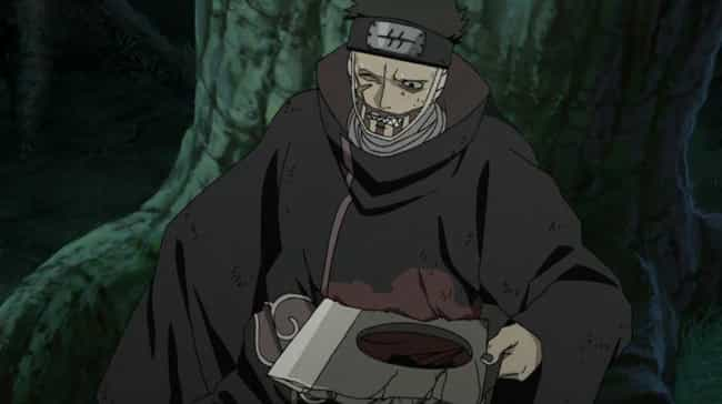 He Was Taken Out By The Mizuka... is listed (or ranked) 3 on the list 10 Things You Didn't Know About Jūzō Biwa: The Forgotten Akatsuki Member