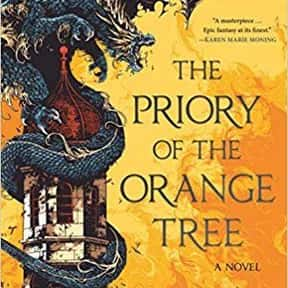 The Priory of the Orange Tree is listed (or ranked) 2 on the list The Best Fantasy Novels Of 2019