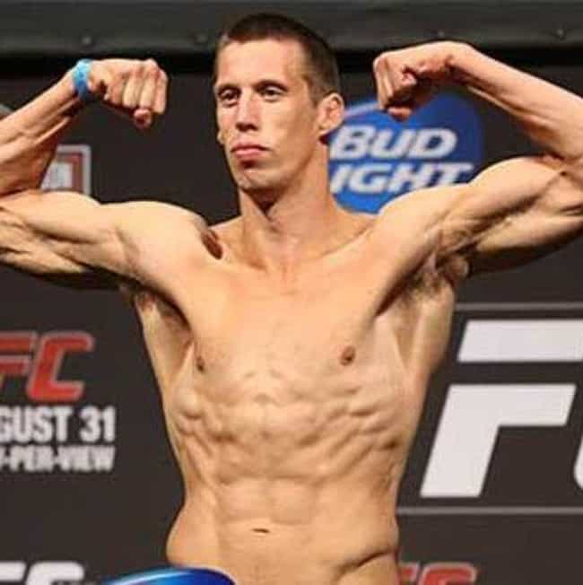 Magnus Cedenblad is listed (or ranked) 4 on the list The Best UFC Fighters From Sweden