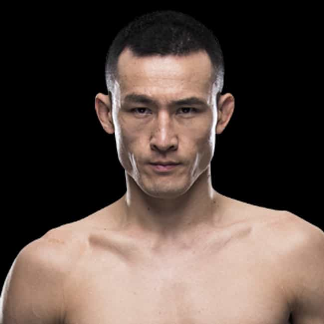 Guan Wang is listed (or ranked) 1 on the list The Best UFC Fighters From China