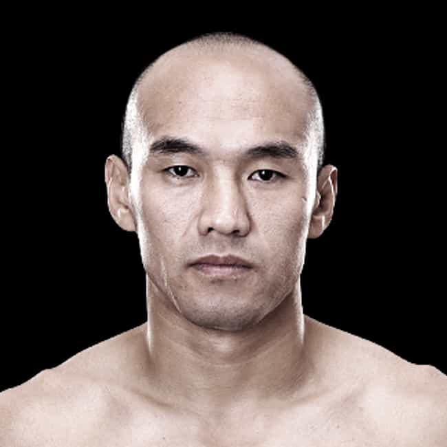 Tiequan Zhang is listed (or ranked) 4 on the list The Best UFC Fighters From China