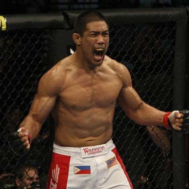 Mark Muñoz is listed (or ranked) 1 on the list The Best UFC Fighters From The Philippines