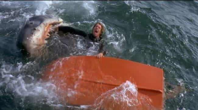 The Estuary Man, A Local Boy S... is listed (or ranked) 4 on the list Behind The Scenes Of Every Death In 'Jaws'