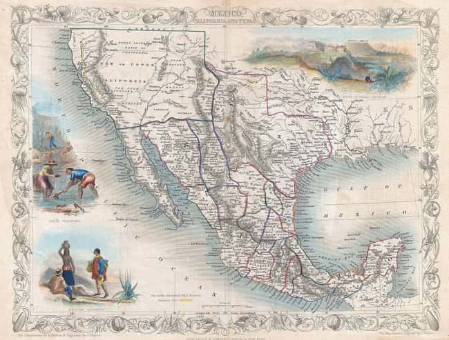 Texans Fought To Leave Mexico is listed (or ranked) 11 on the list The Other Underground Railroad Where Freed Slaves Escaped To Mexico