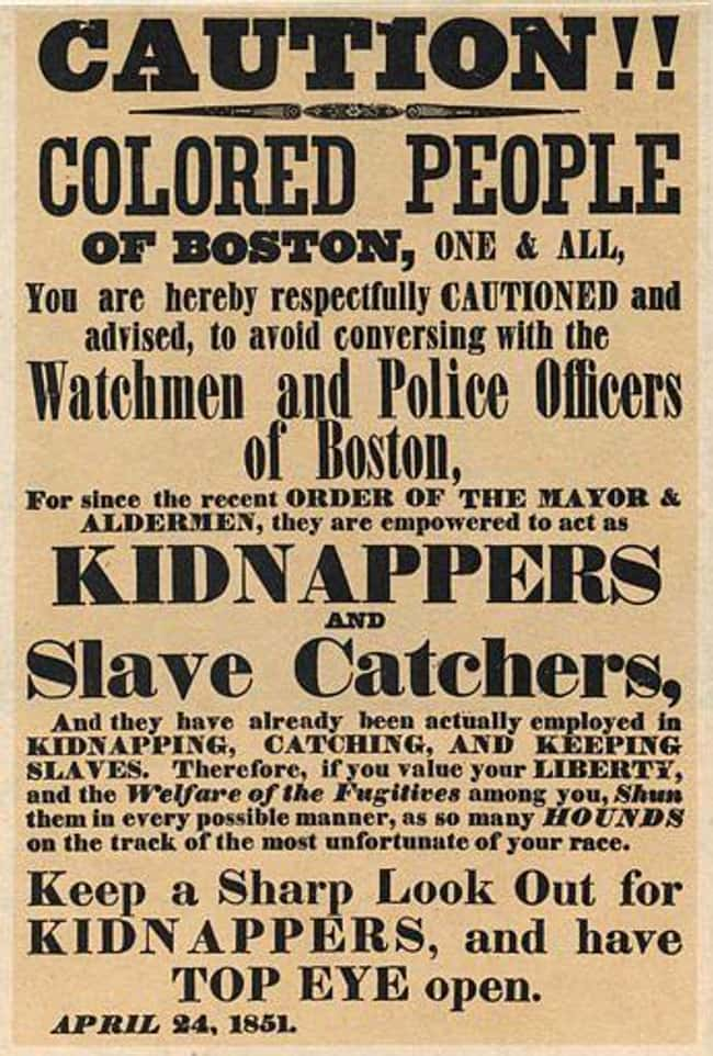 Slave Hunters Illegally Crosse is listed (or ranked) 6 on the list The Other Underground Railroad Where Freed Slaves Escaped To Mexico