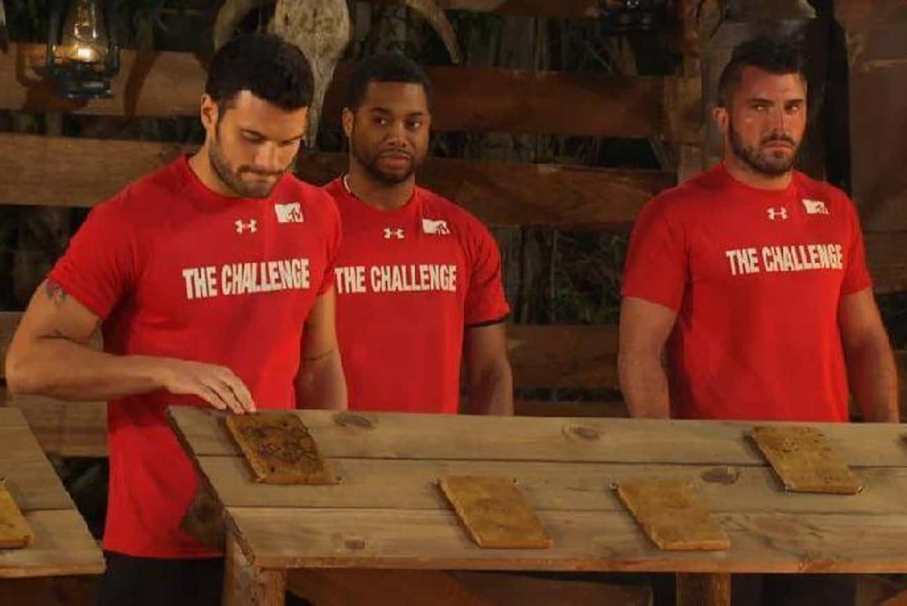 The Challenge: Free Agents (Se is listed (or ranked) 2 on the list Every Season Of 'The Challenge,' Ranked By Fans