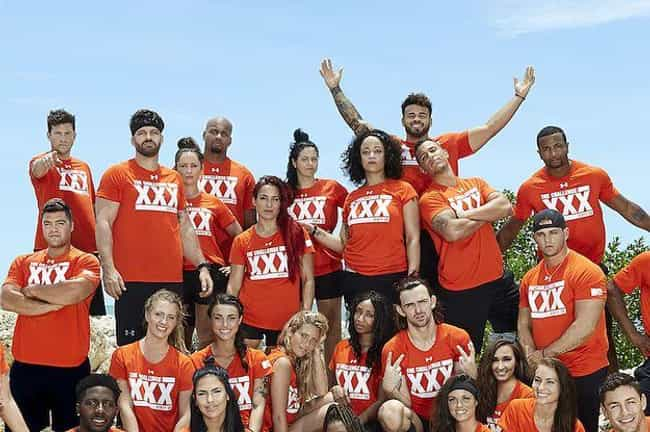 The Challenge XXX: Dirty... is listed (or ranked) 3 on the list Every Season Of 'The Challenge,' Ranked By Fans