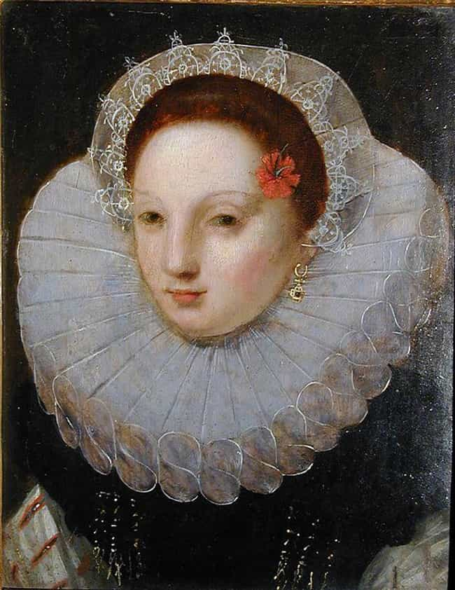 Ruffs Could Be Made With... is listed (or ranked) 4 on the list Why Were Big Collars Such A Fashion Statement In The Elizabethan Era?