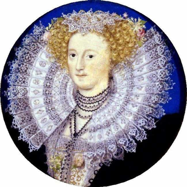 The Invention Of Starch ... is listed (or ranked) 2 on the list Why Were Big Collars Such A Fashion Statement In The Elizabethan Era?