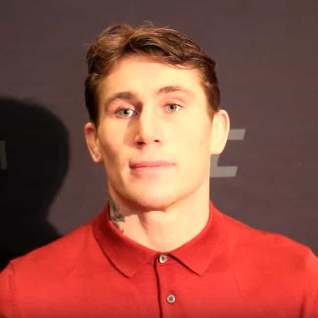 Darren Till is listed (or ranked) 4 on the list The Best UFC Fighters From England