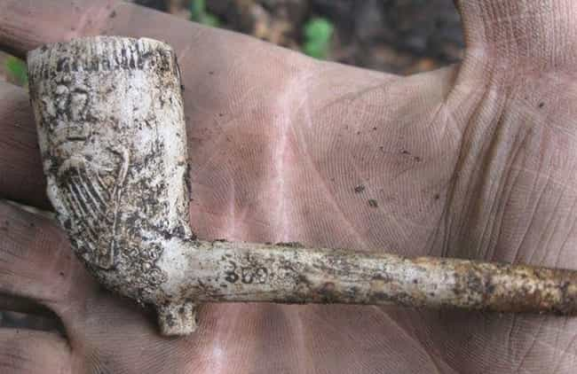 Ancient Pipes May Prove ... is listed (or ranked) 3 on the list Groundbreaking Archaeological Finds That Have Been Discovered Since You Were In School