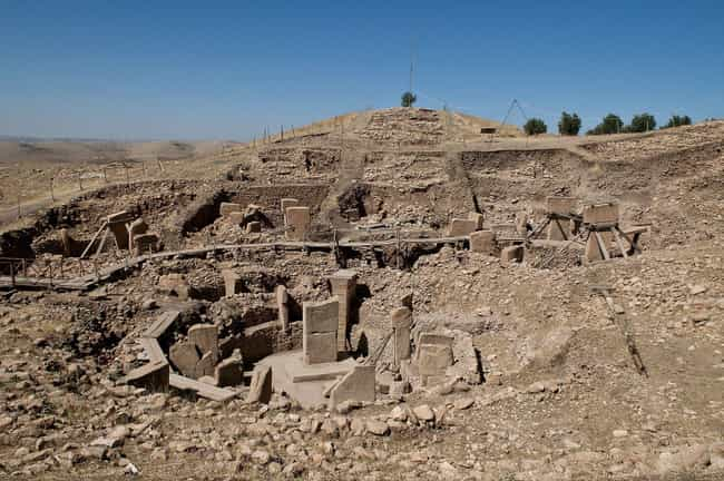 Göbekli Tepe Reveal... is listed (or ranked) 4 on the list Groundbreaking Archaeological Finds That Have Been Discovered Since You Were In School