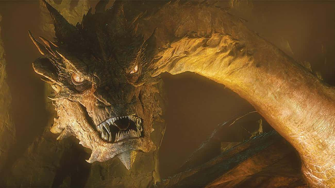 He Lets Mortals Worry About Ending Smaug