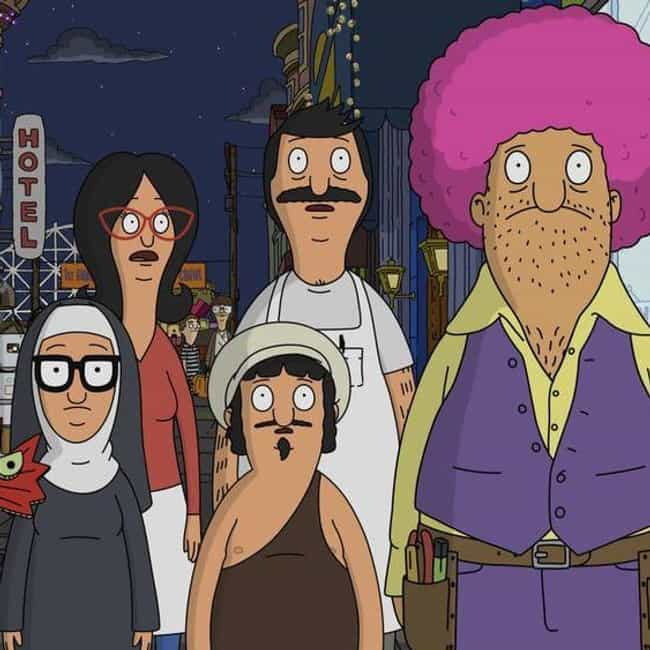 Nightmare on Ocean Avenue Stre... is listed (or ranked) 4 on the list The Best Halloween Episodes On Bob's Burgers