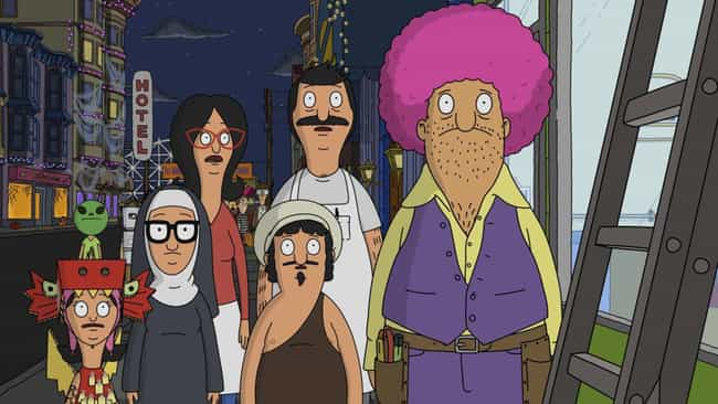 Nightmare on Ocean Avenue Stre... is listed (or ranked) 4 on the list The Best Halloween Episodes On 'Bob's Burgers'