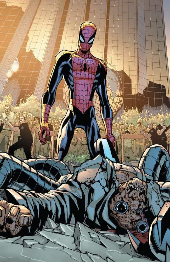 He Swaps Minds (And Fates) Wit... is listed (or ranked) 2 on the list What Happened When Doctor Octopus Took Over Spider-Man's Body And Tried Being A Hero?