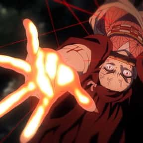 The 25 Greatest Anime Characters With Fire Powers