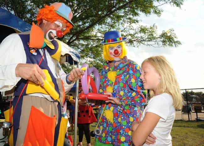 The World Clown Associat... is listed (or ranked) 4 on the list What Real-Life Clowns Think Of Pennywise And The 'IT' Phenomenon