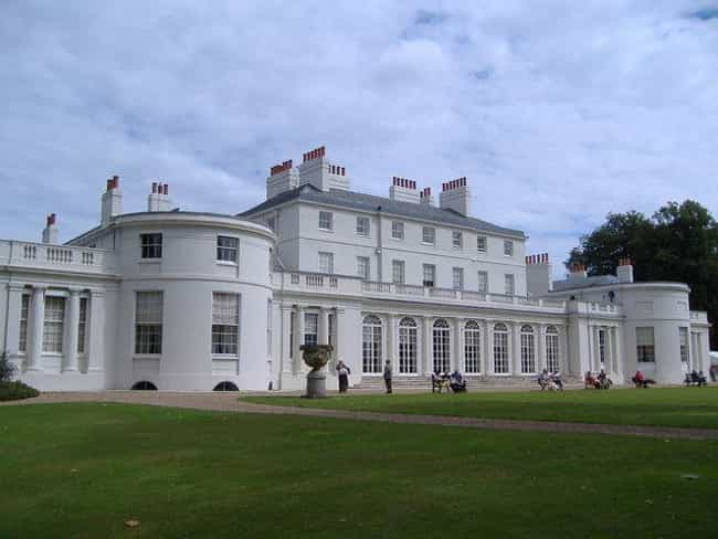 Frogmore Estate is listed (or ranked) 4 on the list Which Royal Residence Would You Most Want To Live In?