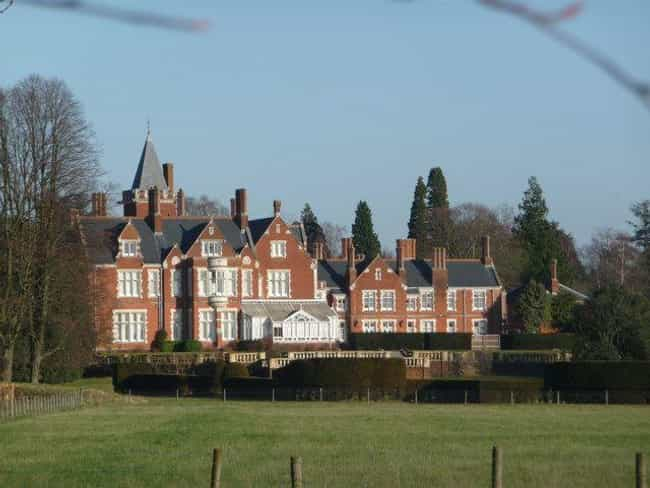 Bagshot Park is listed (or ranked) 3 on the list Which Royal Residence Would You Most Want To Live In?