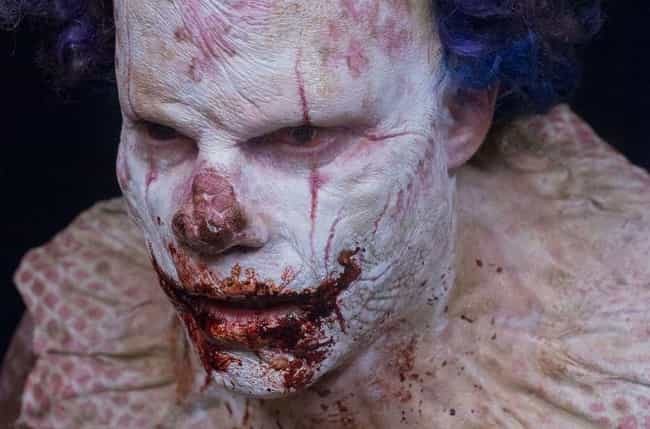 Kent McCoy ('Clown') is listed (or ranked) 2 on the list The Scariest Clowns In Movie History