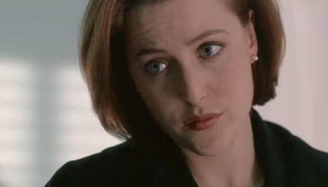Scully Stayed A Skeptic After ... is listed (or ranked) 1 on the list Things About 'The X-Files' Casual Fans Find Super Weird