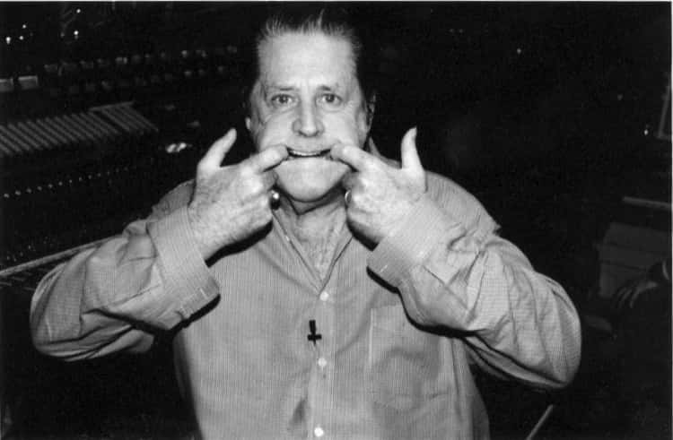 Brian Wilson Was Inspired By A Dog Barking At Him