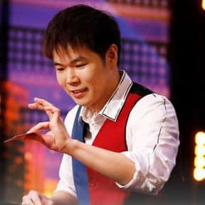"""Eric Chien is listed (or ranked) 22 on the list The Best """"America's Got Talent"""" Acts"""