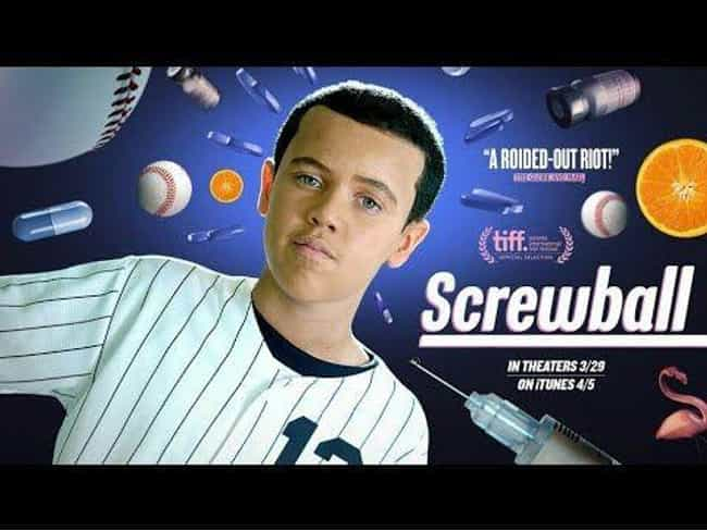 Screwball is listed (or ranked) 4 on the list The Best Baseball Films & Documentaries on Netflix