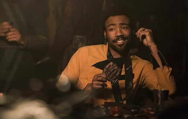 Lando Calrissian's Wardrobe In... is listed (or ranked) 3 on the list Wardrobe Secrets From Behind The Scenes Of The 'Star Wars' Franchise