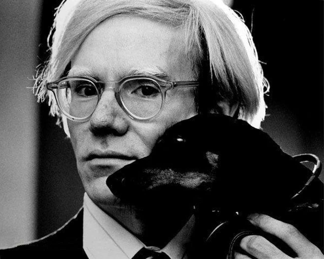 Warhol Wore Wigs Because He Wa is listed (or ranked) 1 on the list True Stories About Andy Warhol's Life In The Underground Art World
