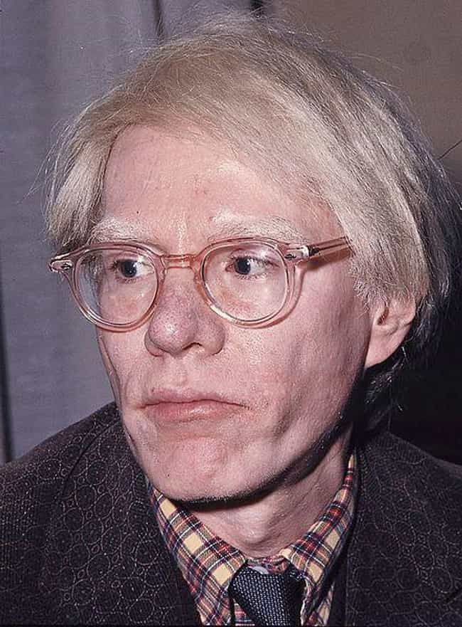 Warhol Called His Plasti... is listed (or ranked) 5 on the list True Stories About Andy Warhol's Life In The Underground Art World