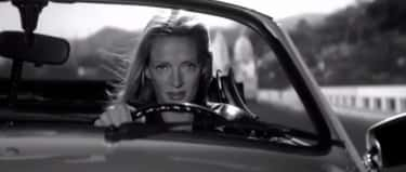 Uma Thurman Was Involved In An Almost Fatal Car Crash While Filming