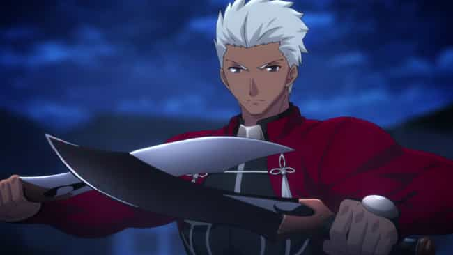 Archer - 'Fate: Unlimited Blad... is listed (or ranked) 4 on the list The 13 Greatest Anime Anti-Villains of All Time