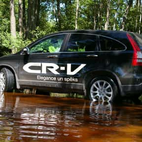 Honda CRV is listed (or ranked) 19 on the list The Longest Lasting Cars That Go the Distance