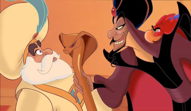 'Aladdin': Why Didn't Jafar Us... is listed (or ranked) 7 on the list Disney Movies That Got Away With Not Explaining Major Things