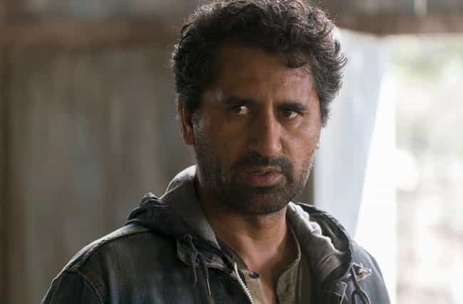 Travis Manawa is listed (or ranked) 3 on the list The Best Characters On 'Fear the Walking Dead'