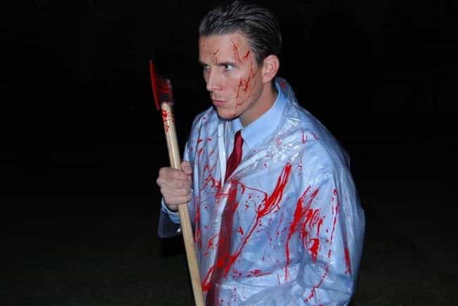 Patrick Bateman From Ame... is listed (or ranked) 4 on the list Hilarious Halloween Costumes For Lazy People
