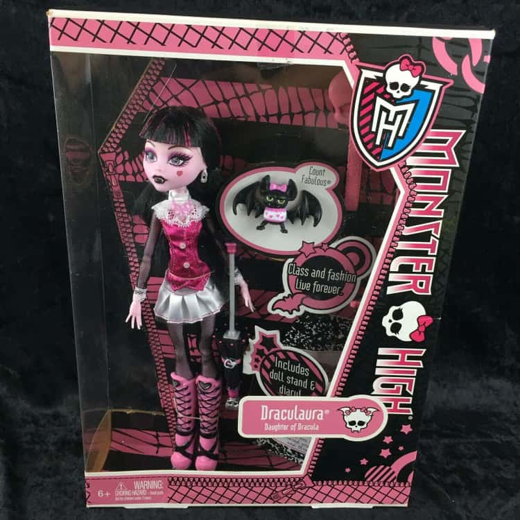 The 20 Best Monster High Dolls Ever Made Ranked
