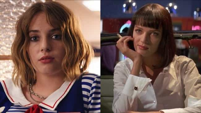Maya Hawke -Mia Wa... is listed (or ranked) 1 on the list Who Would Star In 'Pulp Fiction' If It Were Remade Today?