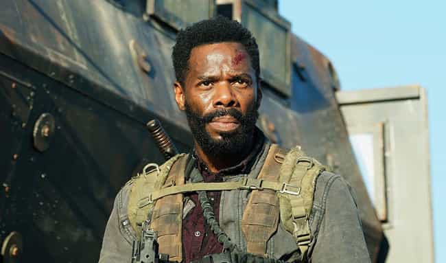 Victor Strand is listed (or ranked) 2 on the list The Best Characters On 'Fear the Walking Dead'