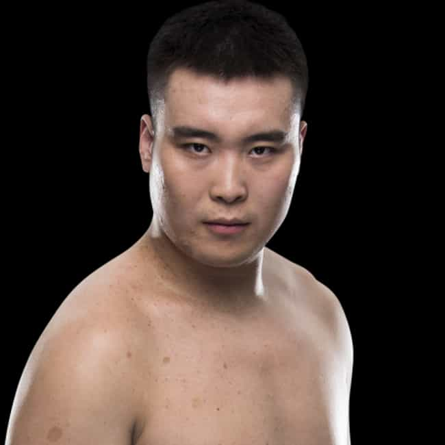 Hu Yaozong is listed (or ranked) 2 on the list The Best UFC Fighters From China