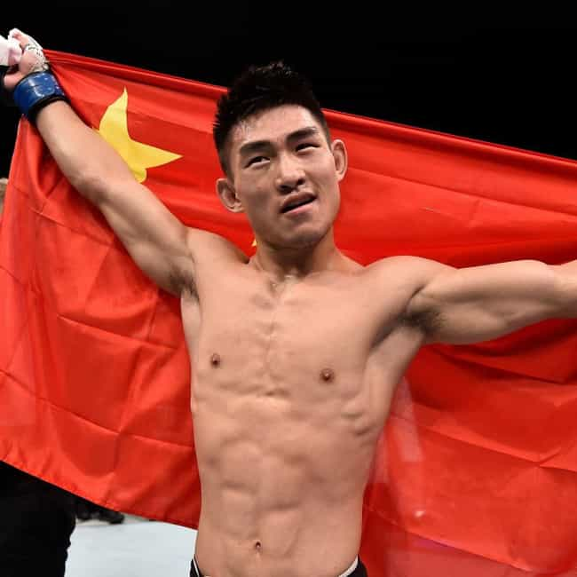 Song Yadong is listed (or ranked) 4 on the list The Best UFC Fighters From China