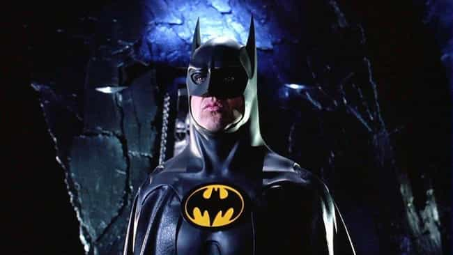 Michael Keaton Couldn't ... is listed (or ranked) 3 on the list Wardrobe Secrets From Behind The Scenes Of 'Batman Returns'