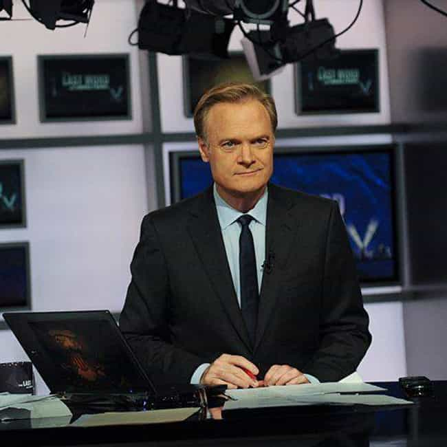 Lawrence O'Donnell is listed (or ranked) 3 on the list Every Man Kerry Washington Has Dated