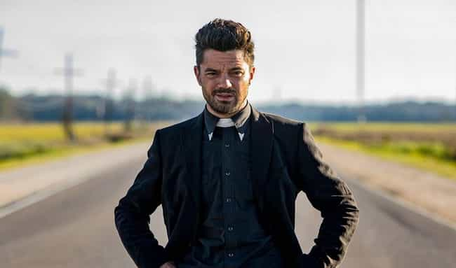 Jesse Custer is listed (or ranked) 2 on the list The Best Characters On 'Preacher'