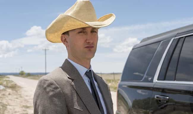 Fiore is listed (or ranked) 3 on the list The Best Characters On 'Preacher'