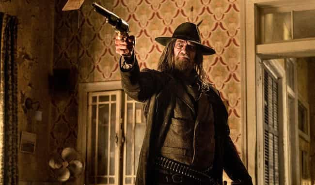 The Saint of Killers is listed (or ranked) 4 on the list The Best Characters On 'Preacher'