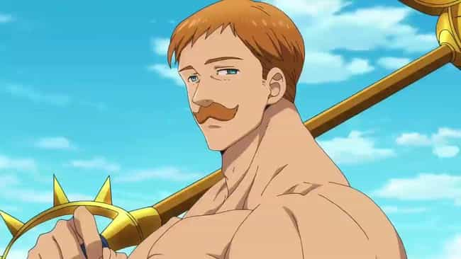 Escanor's Powers Nearly Got Hi... is listed (or ranked) 4 on the list 13 Anime Characters Who Had Traumatic Power Awakenings